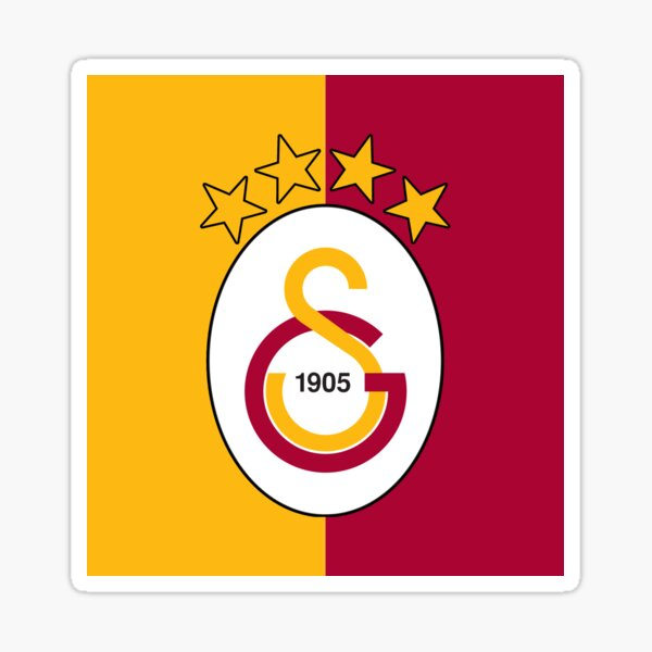 Badge Galatasaray Sticker