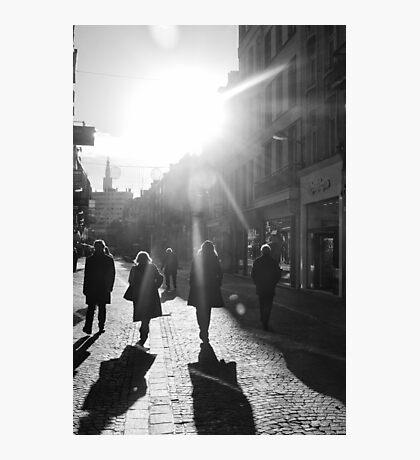 Under the winter' sun Photographic Print