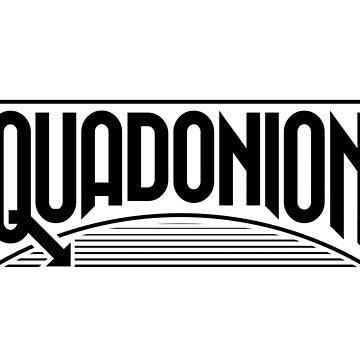 SQUADONIONS - Classic Black by super-fergus