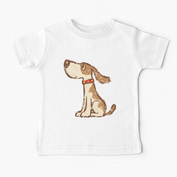 Hound sitting Baby T-Shirt