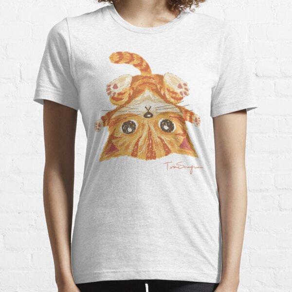 Tabby upside-down Essential T-Shirt
