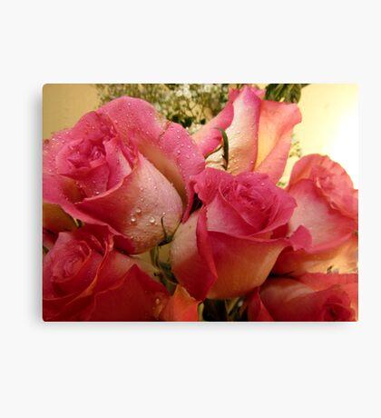 Pink is soooo Pretty~! Canvas Print