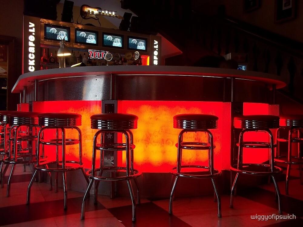 Rock Cafe, Riga by wiggyofipswich