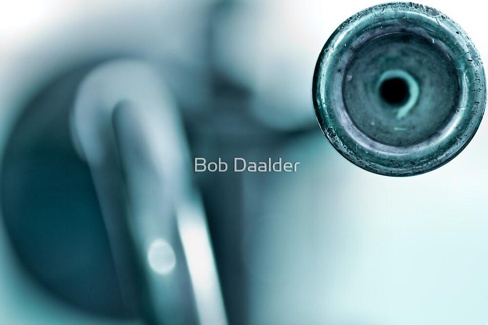 Almost Blue.... by Bob Daalder