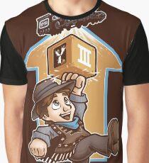 Super Future Bros Part 3 Graphic T-Shirt