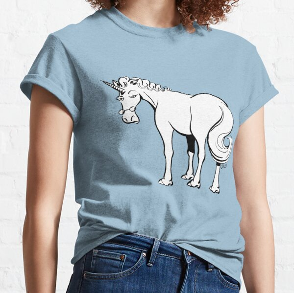 Carol the unicorn complete figure Classic T-Shirt