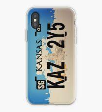 KAZ 2Y5 iPhone Case