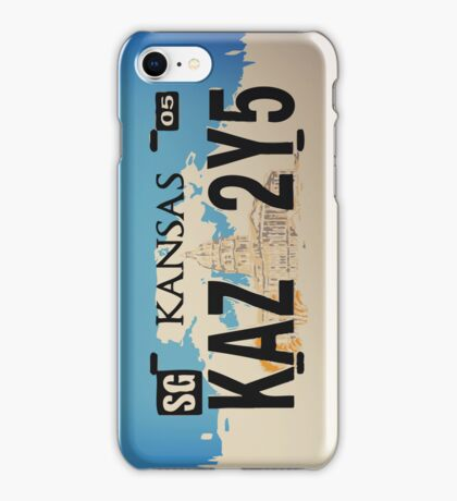 KAZ 2Y5 iPhone Case/Skin