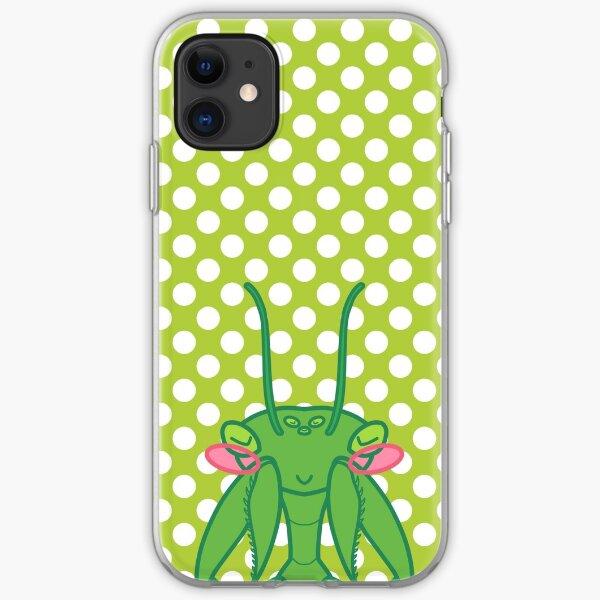 Sweet Mantis iPhone Soft Case