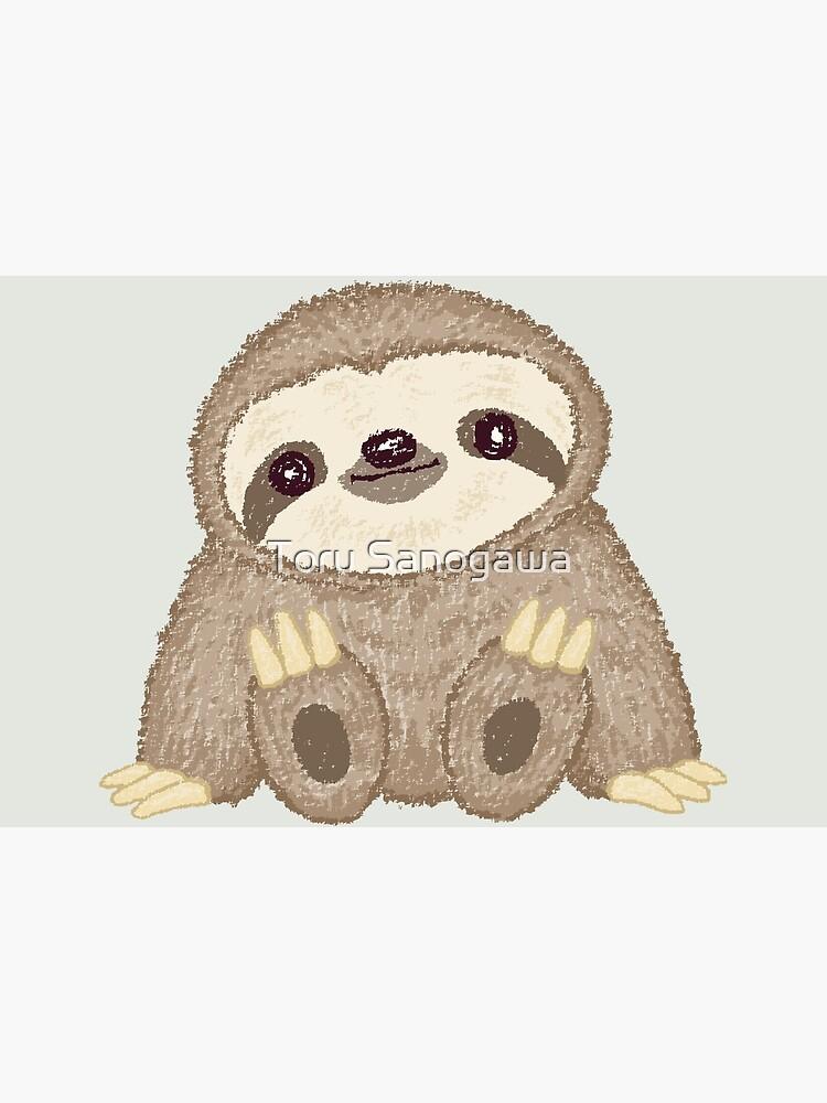 Sloth by sanogawa