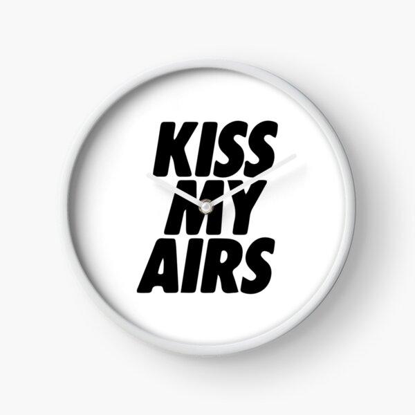 KISS MY AIRS Horloge