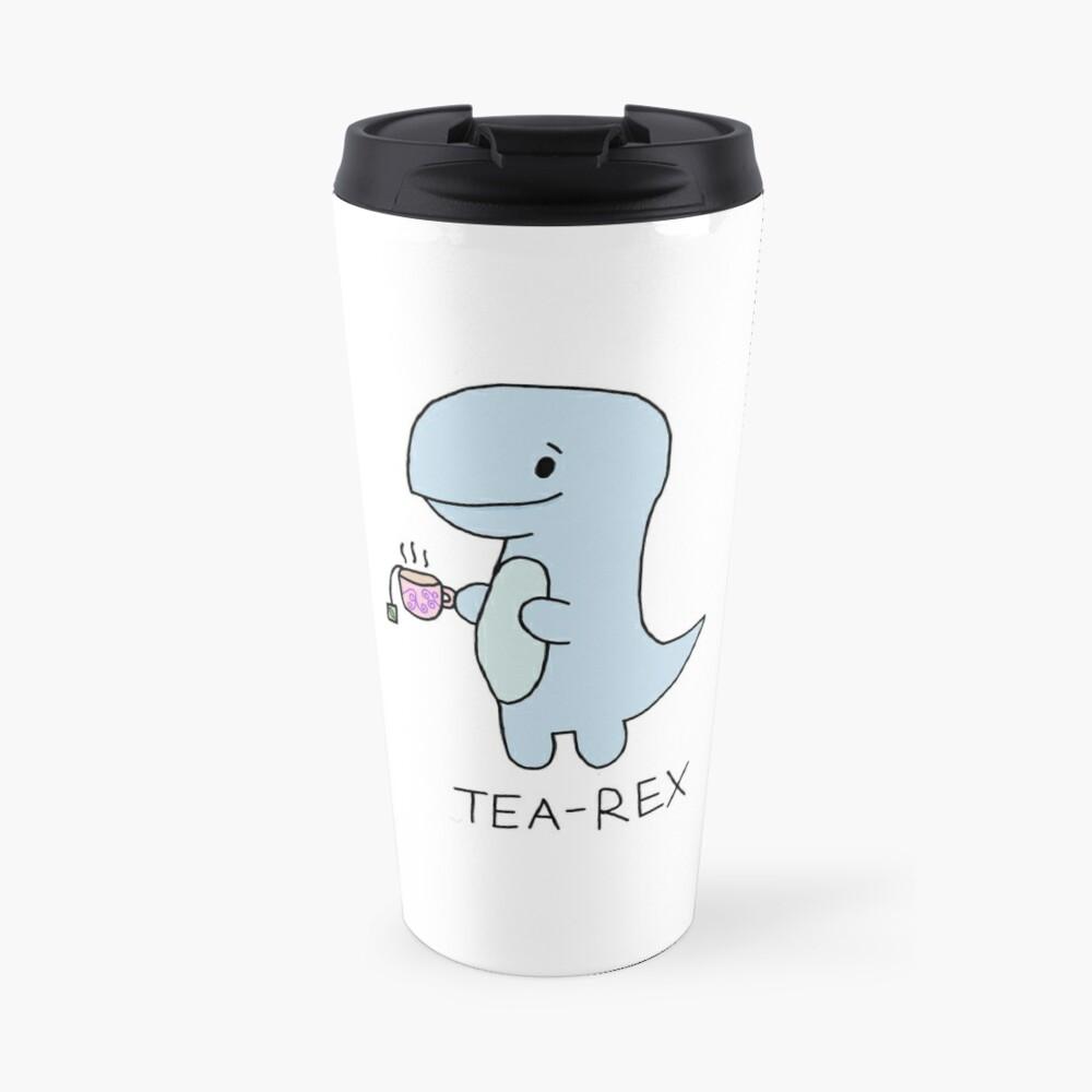 TEA-REX Travel Mug