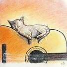 Dreaming cat :)) by karina73020