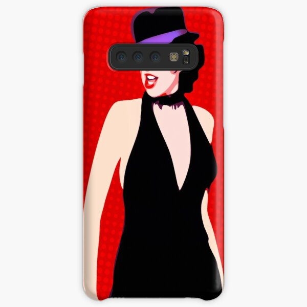Liza Minnelli | Cabaret | Pop Art Samsung Galaxy Snap Case