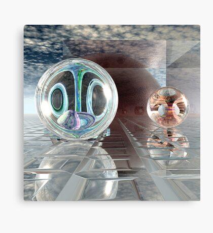 Spherology Canvas Print