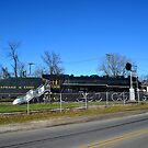 Chesapeake & Ohio 1308 by Fred Moskey