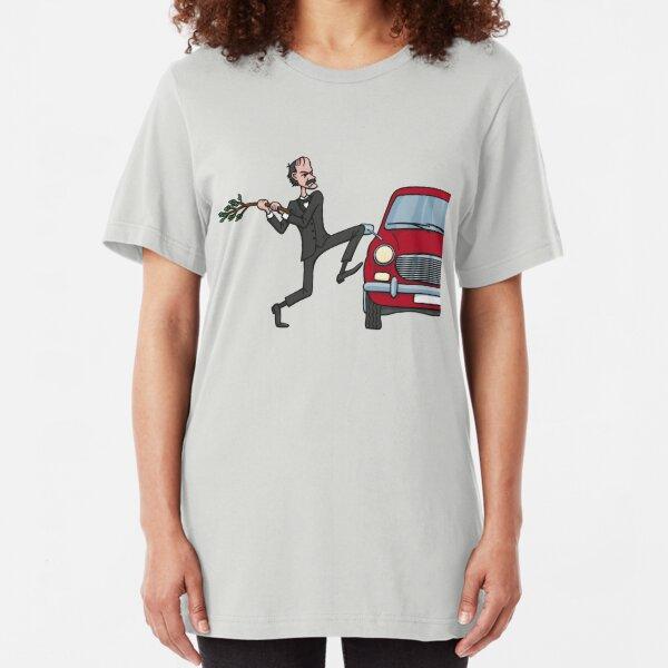 Basil's Fury Slim Fit T-Shirt