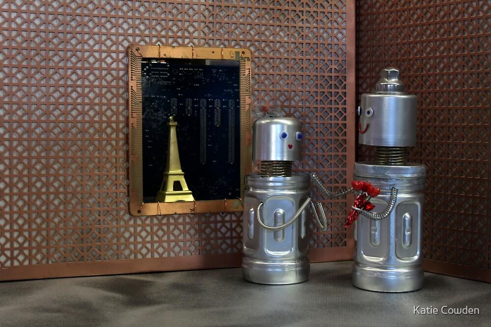 Robots in Paris by Katie Cowden