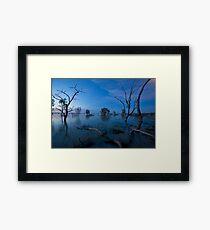 Menindee Framed Print