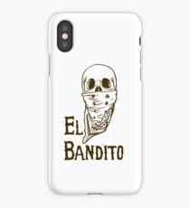 El Bandito iPhone Case/Skin