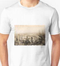 Snowy Central Park New York City Photograph T-Shirt