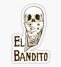 El Bandito Sticker