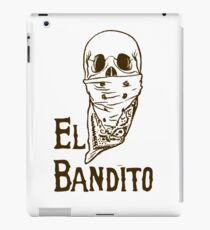 El Bandito iPad Case/Skin
