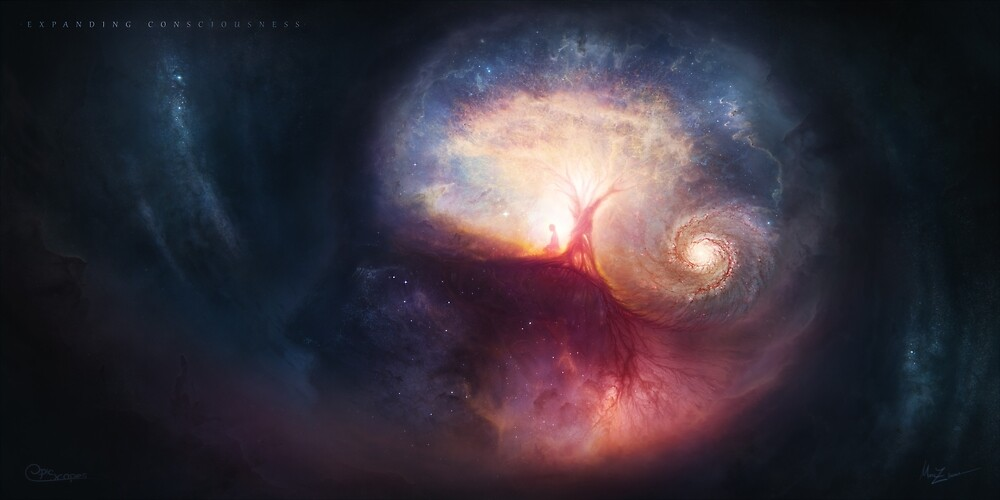 Expanding Consciousness by EpicScapes