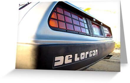 Delorean by Diane Arndt