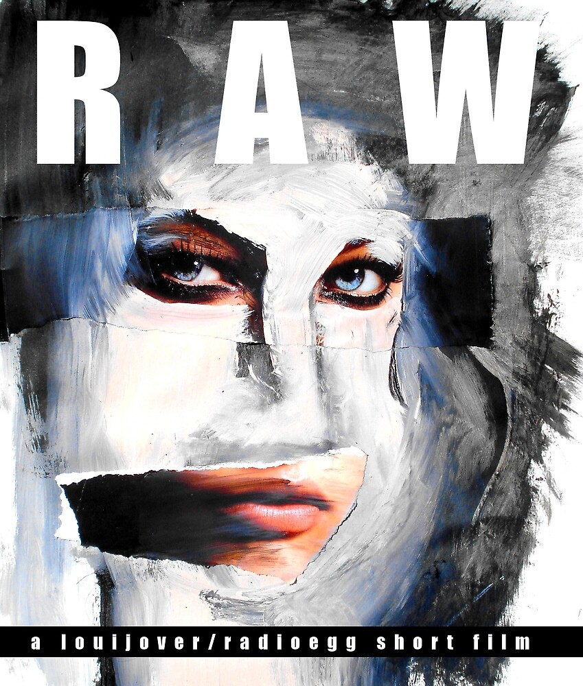 RAW by Loui  Jover