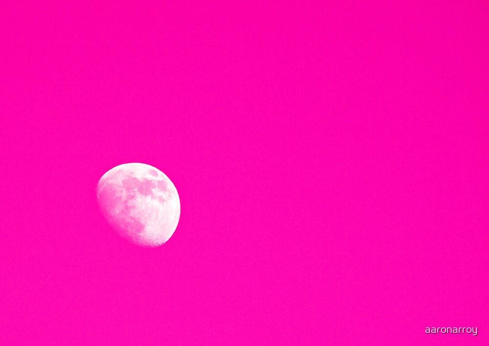 Lunar Pink by aaronarroy