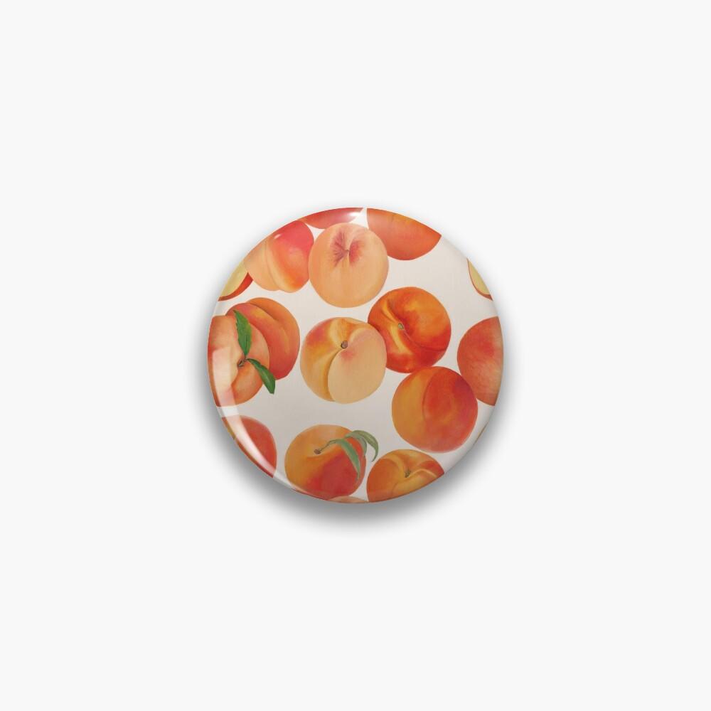 Peaches, Nectarines, Tropical Fruit Pin