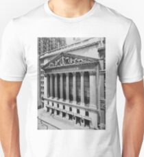 Camiseta unisex Vintage NYC Stock Exchange Photograph (1908)