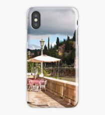 Dining with a View iPhone Case/Skin