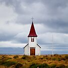The Church at Hellnar by rwyoungimages