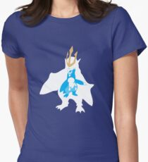 Piplup Inception Women's Fitted T-Shirt