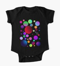 Gradient Orbs Kids Clothes
