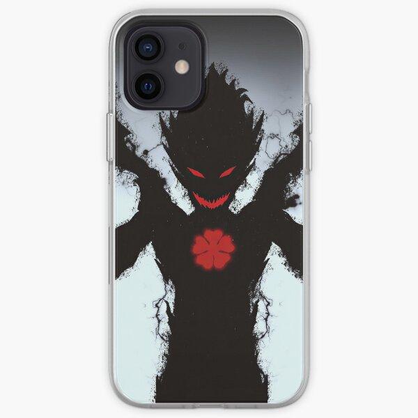 Black Clover iPhone Soft Case
