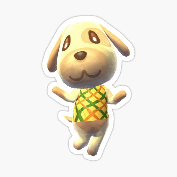 animal crossing new horizons dog characters