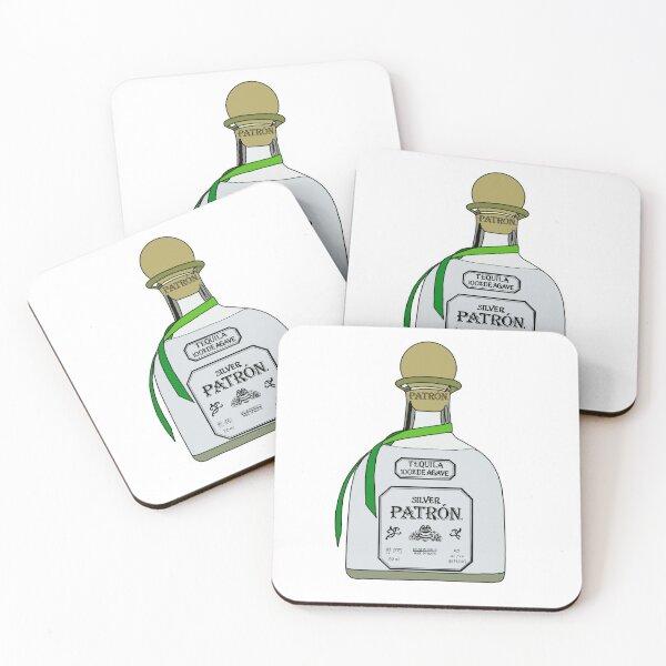 patron Coasters (Set of 4)