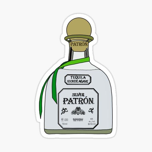 patron Sticker