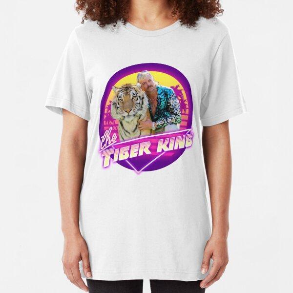 Joe Exotic - The Tiger King  Slim Fit T-Shirt