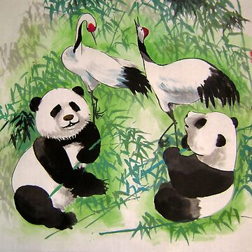 bamboo orchestra by zhenlian