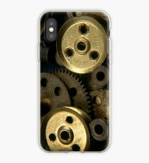 Meccano gears iPhone case iPhone Case