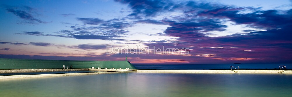 Sunrise  Newcastle Baths by DanielleHelmers