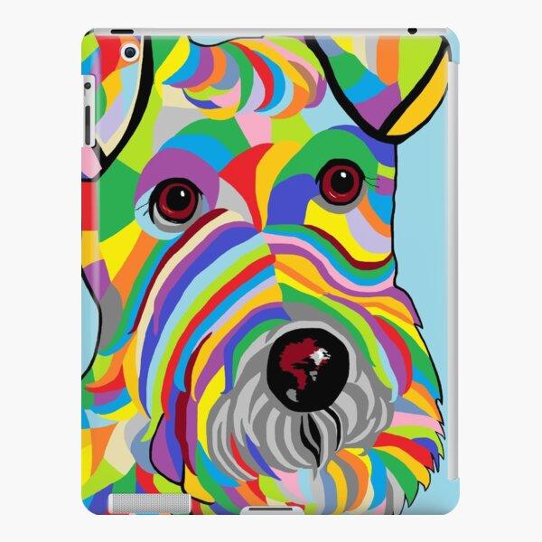 Wire Fox Terrier iPad Snap Case