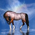 Heavenly Horse by LoneAngel