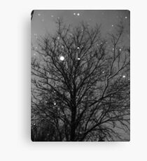 Light pollution Canvas Print
