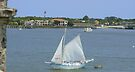 Sailing on the Matanzas by Laurie Perry