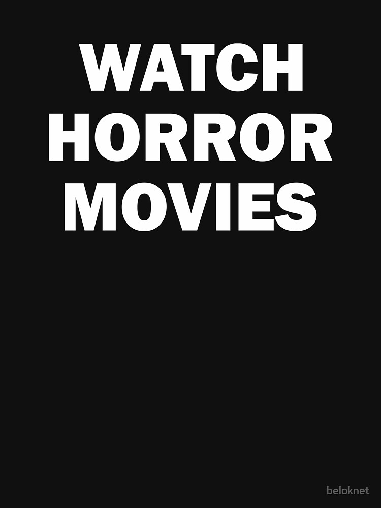 Watch Horror Movies by beloknet